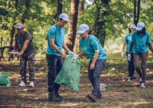 team building défi écolo